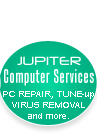 Jupiter Computer Services :: PC repair services for home or small business, virus removal, wireless network setup, hardware & software installation...